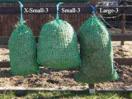 Slowfeeder Hooinet maas 3x3 X-Small-0
