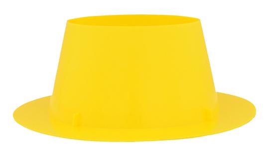 Trainings / afbakenings kegel geel-0