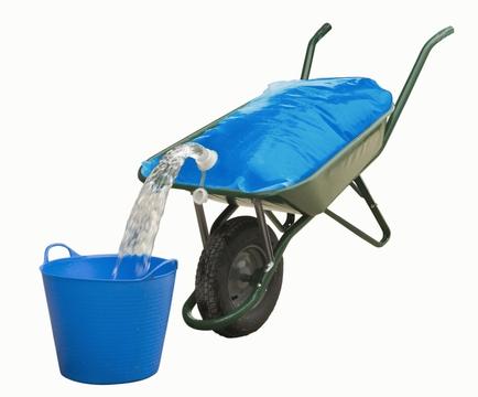 Waterzak H2go voor kruiwagen 80 liter-0