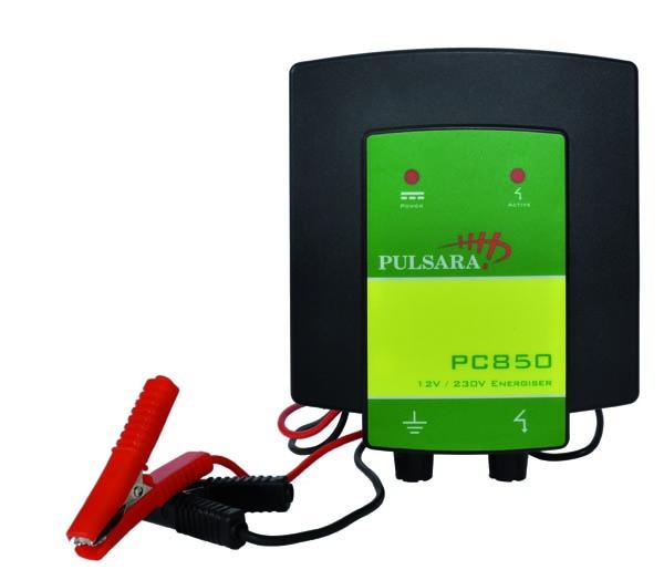 Pulsara Accu apparaat PC850-0