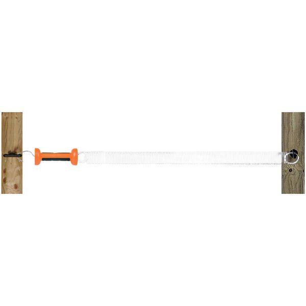Verende hekafsluiter (wit)-932