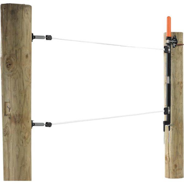 Meerdraadse doorgangsset, wit (2 geleiders, 12,5mm, 8 meter) -0