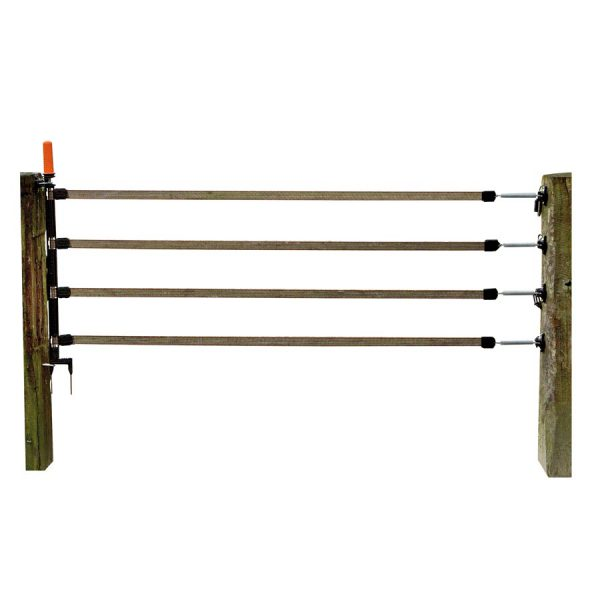 Meerdraadse doorgangsset, terra (4 geleiders, 40mm, 6 meter)-0