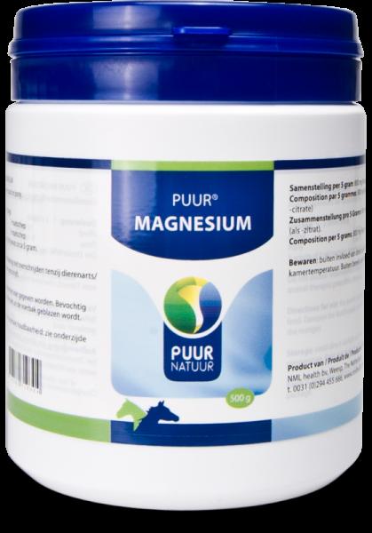 Magnesium (citraat) Puur 500 gr-0